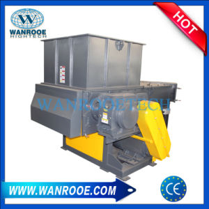 Single Shaft Shredder for HDPE Pipe PVC Pipe pictures & photos