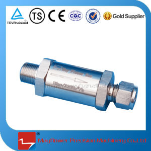 Excess Flow Valve for LNG Cryogenic Gas Cylinder pictures & photos