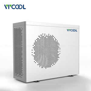 Air to Water Inverter Heat Pump Swimming Pool Heater Horizontal Type pictures & photos