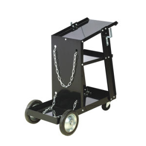 Portable Metal Welder Cart Push Hand Truck Handy Luggage Trolley pictures & photos