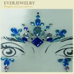 Custom Waterproof Temporary Tattoo Jewelry Strickers /Temporary Body Diamond Sticker pictures & photos
