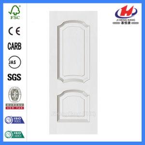 Modern Veneer Flush Interior Composite Wooden Door Skin (JHK-M07) pictures & photos