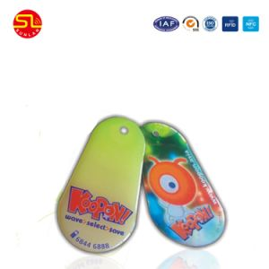 Irregular Shape Nfc Epoxy Smart Card pictures & photos