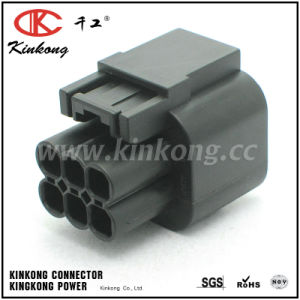 936257-2 6 Pin Female Waterproof Automotive Electrical Connectors pictures & photos