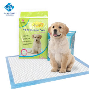 OEM 30pk Dog Training Pad Printed with Logo pictures & photos