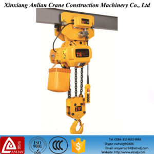 3 Ton Chain Lifting Electric Chain Hoist pictures & photos