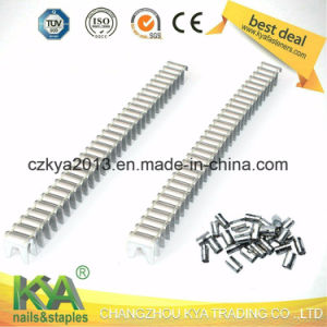 M85 Series Clinch Clips for Mattress Making pictures & photos