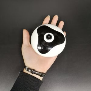 360 Degree Fisheye Panoramic Camera HD Wireless Vr Panorama HD IP Camera P2p Indoor Security WiFi Camera pictures & photos