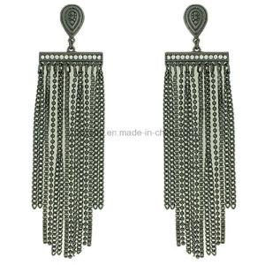 Fashion Style Jewelry Earrings Copper Eardrop (KE3099) pictures & photos