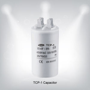 Polypropylene Film Motor Run Capacitor pictures & photos