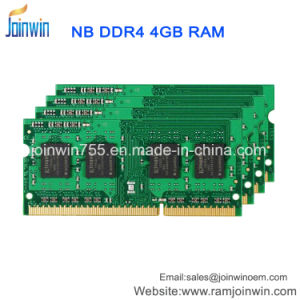 Lifetime Warranty 260pins 4GB RAM DDR4 Laptops Prices in China pictures & photos
