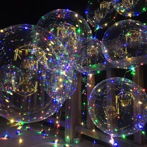 Silver Wire String Helium Bobo Balloon 2017 Hot Selling pictures & photos