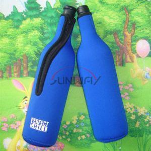 Neoprene Insulated Wine Cooler Bag, Bottle Cooler, Bottle Holder (BC0065) pictures & photos