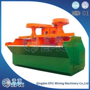 Gold Copper Ore Concentrating-Flotation Benefication Machine pictures & photos