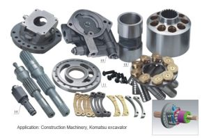 Komatsu Hydraulic Piston Pump Parts Hpv35/55/90/150 Spare Parts pictures & photos