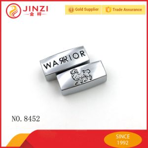 Custom Zinc Alloy Jewelry Beads with Your Brand Logo pictures & photos