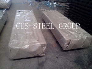 0.15/0.18*665 Prepainted Corrugated Roof Plates/Color Coated Roofing Sheet pictures & photos