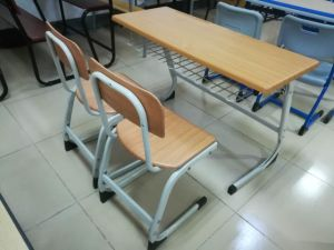 School Classroom Study Table Chair School Furniture pictures & photos
