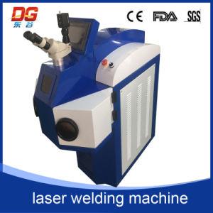 100W China Best Build-in Jewelry Laser Welding Machine Spot Welding pictures & photos