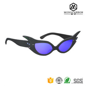 China Manufacturer New Model Carbon Fiber Promotional Gift Sun Glasses pictures & photos