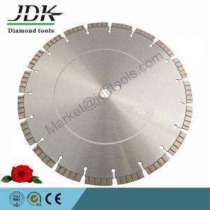 Jdk Laser Turbo Diamond Blade for Concrete pictures & photos