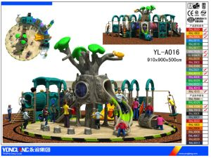 2017 New Design Children Outdoor Playground (YL-A016) pictures & photos