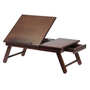 Multifunction Wood Laptop Table Stand for Bed pictures & photos