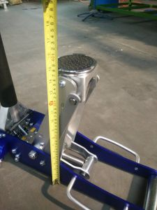 Aluminum Racing Jack, Hydraulic Jack pictures & photos