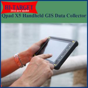 Handheld GPS Qpad X5 Handheld GPS Receiver Rtk GPS pictures & photos