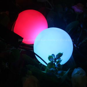 Logo Printed LED Poi Ball for Party Decoration (3560) pictures & photos