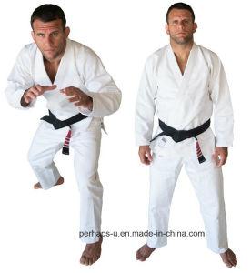 High-End Brazilian Jiu-Jitsu Uniforms with Custom Embroidery Logo pictures & photos
