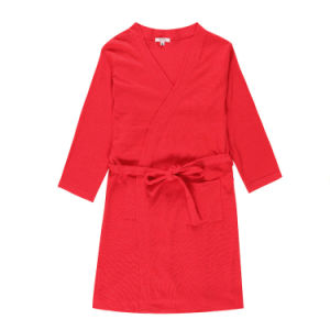 Waffle Bathrobe / Pajamas Available in Various Sizes pictures & photos
