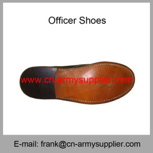 Military Shoes-Army Shoes-Officer Shoes-Lady Shoes-Police Shoes pictures & photos