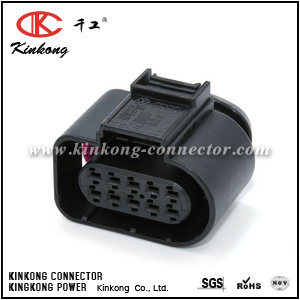 10 Pin Kinkong Female Waterproof Electrical Automotive Connector pictures & photos
