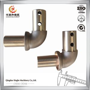 Brass Components Industrial Machinery Parts Bronze Impeller Pump Impeller pictures & photos