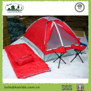 Camping Combo Set with Chair Sleeping Bag pictures & photos