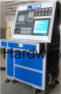 Shot Peening Machine for Aircraft Blade pictures & photos