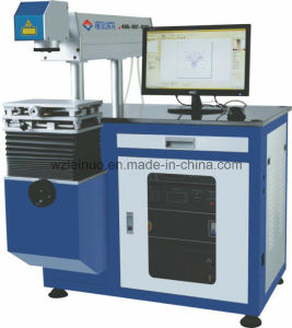 10W Hotsale CO2 Laser Marking Machine for Plastic Wood pictures & photos