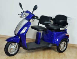Very Convenient and New Design 3 Wheel Electric Scooter for Handicapped pictures & photos