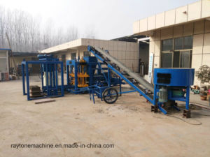 Qt4-18 Hydraulic Automatic Concrete Paving Brick Making Machine Block Making Machine pictures & photos