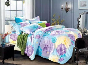 Technology Poly/Cotton Bedding Set with Low Price T/C 50/50 pictures & photos
