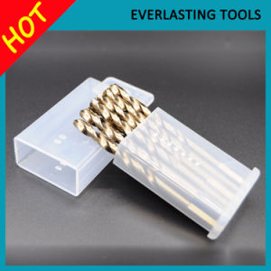 High Speed Steel HSS Wood Twist Step Drill Bits pictures & photos