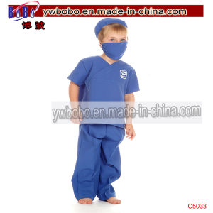 Dr Doctor Hospital Fancy Dress Party Costume Kids Novelty (C5033) pictures & photos