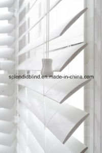 25mm/35mm/50mm Quality Solid Timber Wood Venetian Blind (SGD-Blind-1032) pictures & photos
