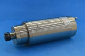 Water-Cooling Spindle for CNC Machine (GDK125-18-24Z/5.5)