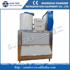 Flake Ice Maker Machine Machinery for Industries pictures & photos