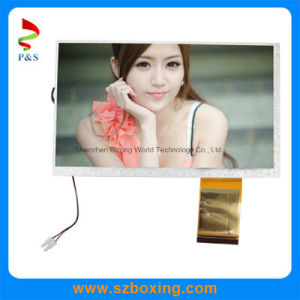 TFT 7 Inch LCD Display with Luminance 420 CD/M2 (PS070DWPE0127) pictures & photos