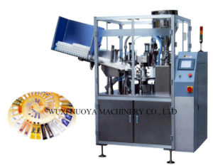 Plastic Tube Filling& Sealing (Tail Closures ) Machine (SGF) pictures & photos