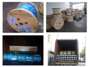 Elevator Steel Wire Rope for Elevator pictures & photos