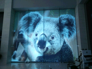 Professional Manufacture Switchable Projection Screen Smart Pdlc Film pictures & photos